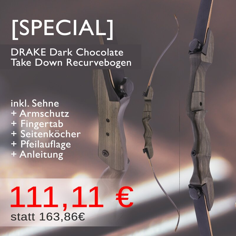 DRAKE Dark Chocolate